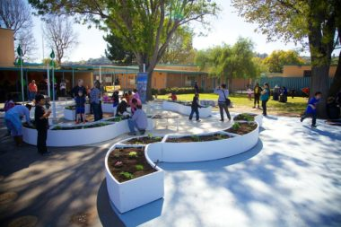 Outdoor Learning Garden Classroom